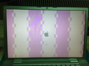 Macbook A1226 Grafikkarte Reparatur
